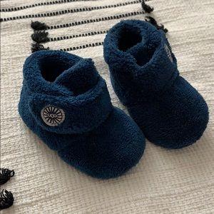 Blue UGG Moccs/ Slippers